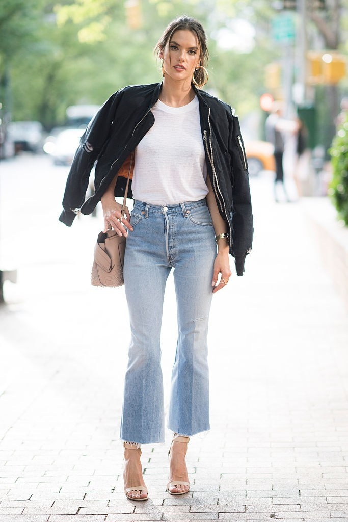 Get Alessandra Ambrosio S New York City S Street Style For