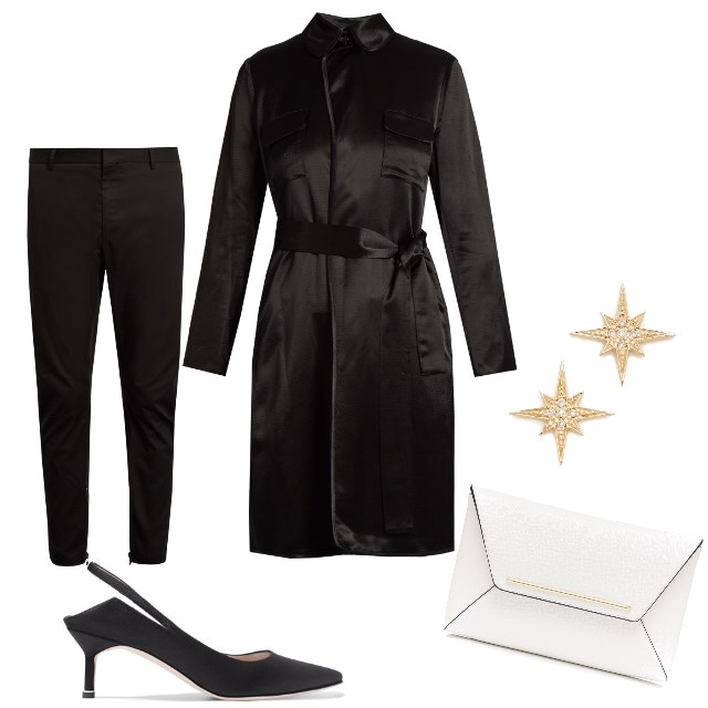 How To Nail An All-Black Ensemble