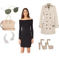 Day time stylish stroll