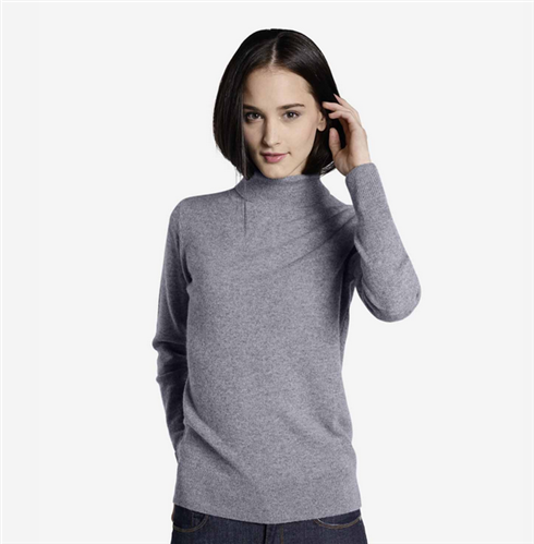 Grana Cashmere Turtleneck