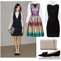 AM TO PM INSPIRED BY ALEXA CHUNG