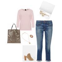 Pink Weekender