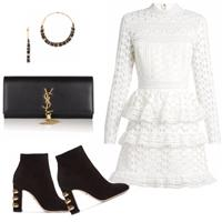 Lace + Boots