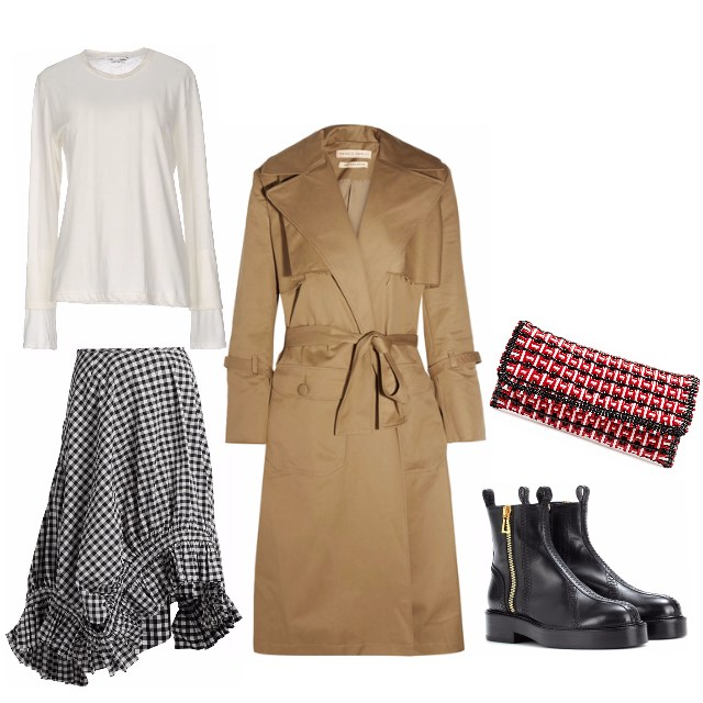Work the trench your way