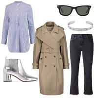 How To Update A Classic Trench