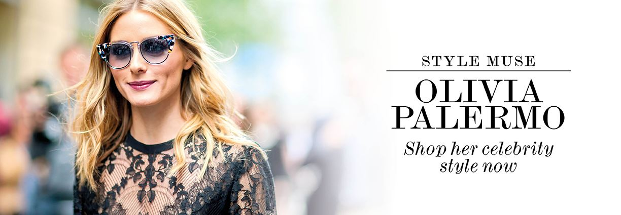 Style Muse - Olivia Palermo - Shop her celebrity style now