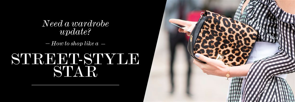 Marie Claire Editors show you how to get fashion week street style looks