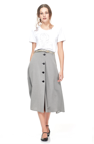 Gigham Skirt