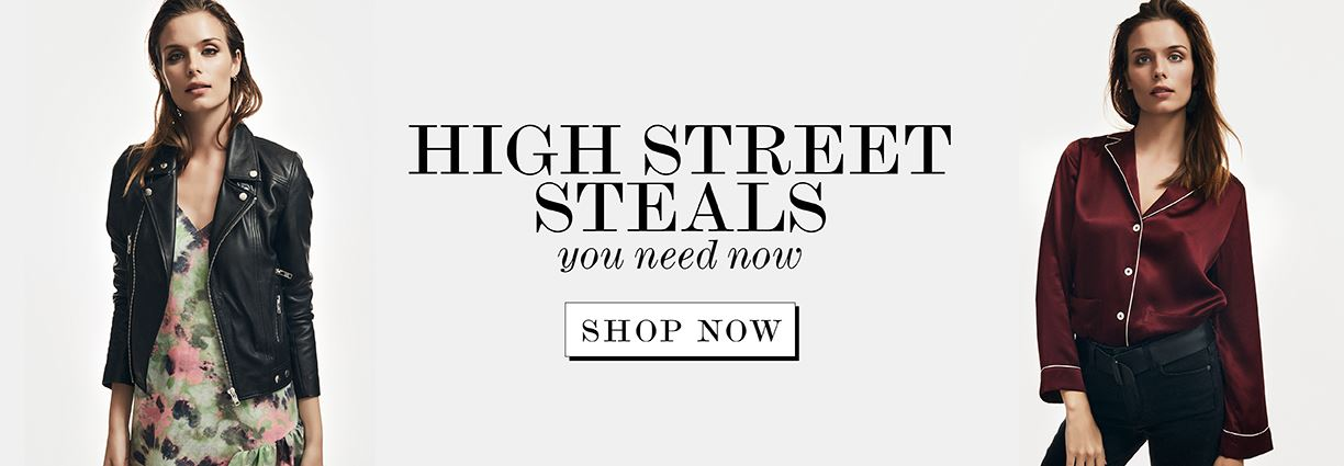 High street steals you need now