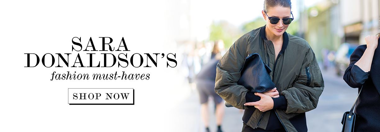 Sara Donaldson of Harper and Harley's fashion and style must haves