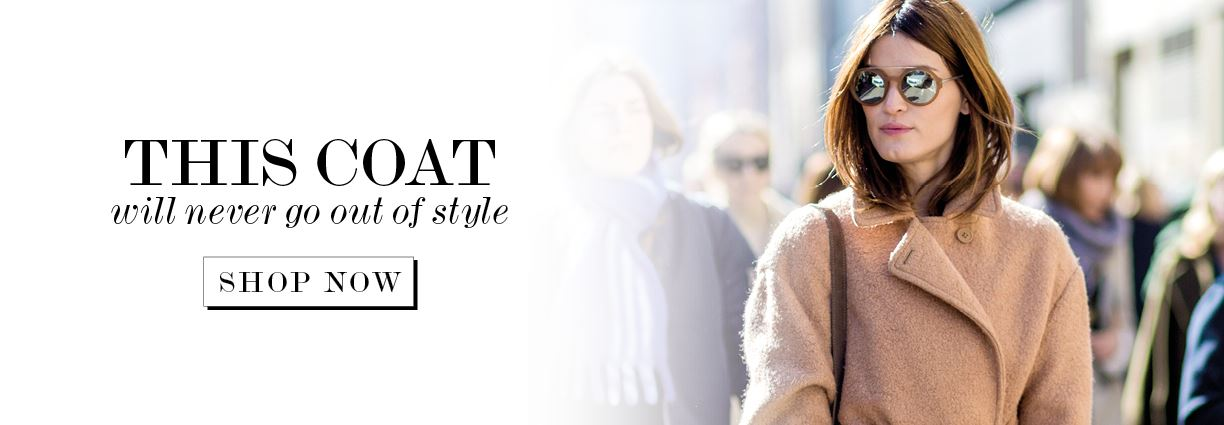 Why camel coats will never go out of style, and what to wear them with