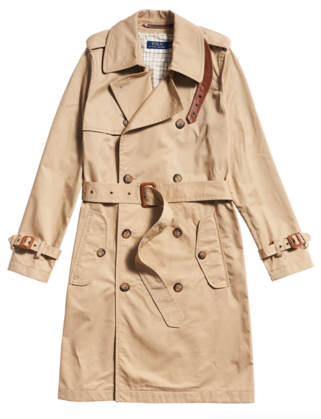 Polo Ralph Lauren Slim Classic Trench