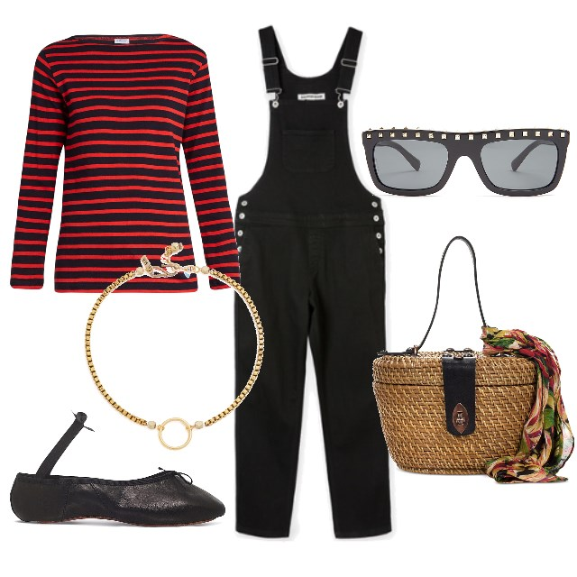 Go to weekend outfit
