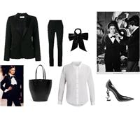 Marie Claire Search for a stylist Look 2: Job Interview