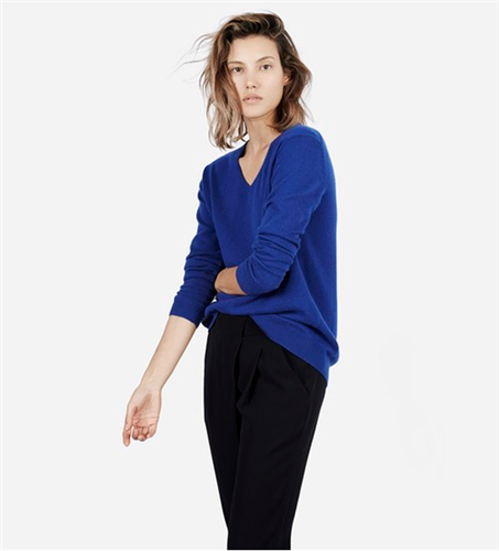 Everlane Cashmere V Neck