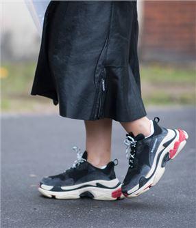 Resultado de imagem para dad sneakers